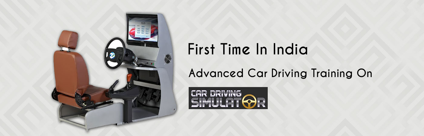 Car Driving Simulator India | Price starting from 80000/- INR